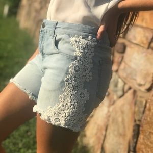 🎀Cat & Jack Denim Shorts